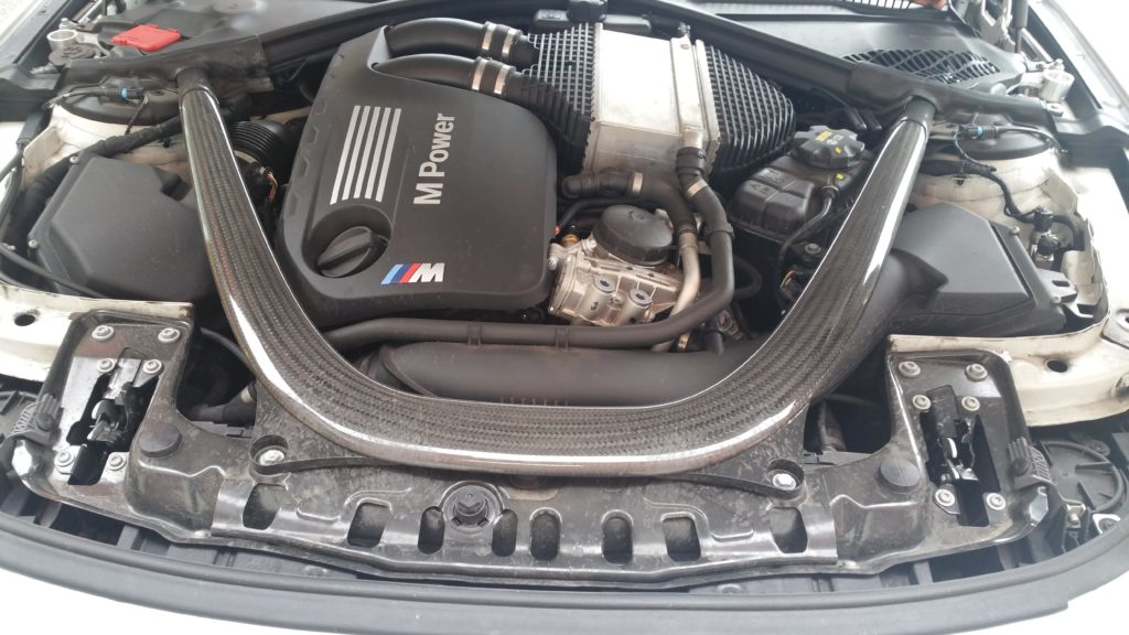 BMW M3 F30 remapping at Tuning Emporium